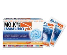 POOL PHARMA Srl Piscina Pharma Mgk Vis Inmuno Mas Suplemento Alimentos 14 Sobres