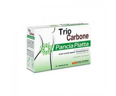 POOL PHARMA Srl Piscina Pharma Triocarbone vientre plano del suplemento alimenticio de 10 + 10 bolsitas