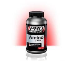 ProAction Suplemento PROmuscle Amino piscina Alimentacion 300 Tabletas