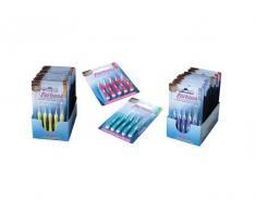 URAGME Srl Forhans viaje cepillo interdental 1.2 Accesorios para los dientes de Travel 5 Swab