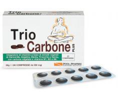 POOL PHARMA Srl Suplemento piscina Triocarbone Pharma Plus Alimentacion 40 Tablets