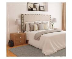 Dekogar Conjunto dormitorio matrimonio modelo Trieste