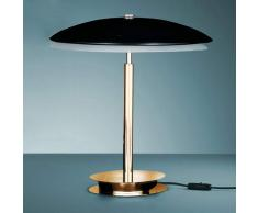 FONTANA ARTE Lámpara de mesa 2280/BIS de diseño, negra