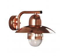 Nordlux Lámpara de pared de bajo consumo Nibe cobre