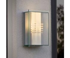 KONSTSMIDE lámpara pared ext. de bajo consumo SOL