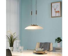 Lampenwelt.com Lámpara colgante LED Judie regulable, atenuador
