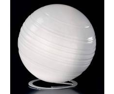 DE MAJO Lámpara de mesa STRATOSFERA de diseño esférico