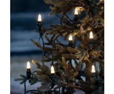 Konstmide One String - Cadena luces LED 16 bombillas Top