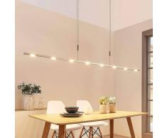 Lampenwelt.com Lámpara colgante LED Arnik, atenuable y regulable