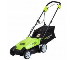 Greenworks Cortacésped eléctrico GLM1035 230 V 35 cm 2505107