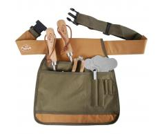 Esschert Design Cinturón de herramientas de jardín GT04