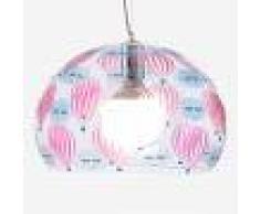 Kartell Lámpara colgante LED infantil FL/Y Kids, globos