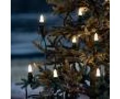 KONSTSMIDE One String - Cadena luces LED 16 bombillas Top