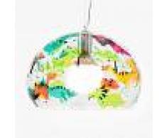 KARTELL Lámpara colgante LED infantil FL/YKids dinosaurios