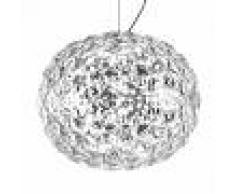 KARTELL Lámpara colgante LED de diseño Planet transparente