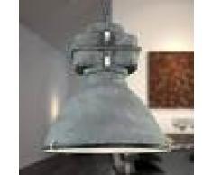 BRILLIANT Lámpara colgante Anouk vintage difusor de cristal