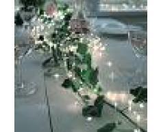 BEST SEASON Guirnalda LED Copper Wire con 360 bombillas