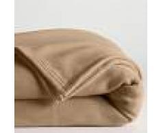 LA REDOUTE INTERIEURS Manta polar 350 g/m² BEIGE