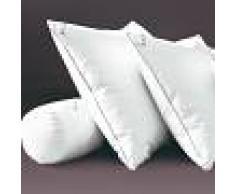 REVERIE BEST Almohada larga de espuma viscoelástica tratamiento BLANCO
