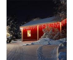 Blumfeldt Dreamhouse Guirnalda luminosa 24m 480 LED blanco cálido Snow Motion (LEU6Dreamhouse SM24W)