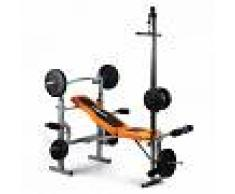 Klarfit Ultimate Gym 3500 - Banco de entrenamiento (FIT13-Ultimate-Gym-3)