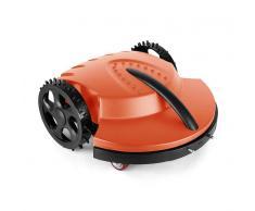 OneConcept Garden Hero - Cortacésped 1500 m² batería 3 h naranja (VC4-Garden-Hero-1-O)