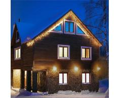 Blumfeldt Dreamhouse Guirnalda luminosa 24m 480 LED blanco cálido Flash Motion (LEU6Dreamhouse FM24W)