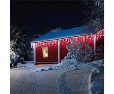 Blumfeldt Dreamhouse Guirnalda luminosa 24m 480 LED blanco frío Snow Motion (LEU6Dreamhouse SM24C)