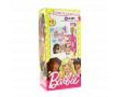 Cepillo Dental, Pasta Dentrífica y Libreta de Barbie