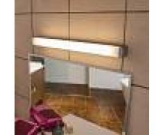 IBV Sencillo aplique de espejo, longitud: 59 cm