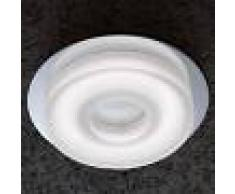 Orion Downlight empotrable LED blanco Amir, redondo