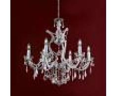 Orion María Teresa - Lámpara de araña de cristal lujosa