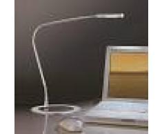 PAULMANN Lámpara de escritorio de filigrana PLAZA, hierro
