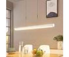 LAMPENWELT.COM Lámpara colgante LED Timon regulable en altura