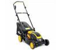 Mowox Cortacésped eléctrico 1800W MOWOX EM 4618 P - cm 46 - con mulching