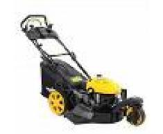 Mowox Cortacésped autopropulsado Mowox PM 5160 SE TRIKE, ruedas giratorias, arranque eléctrico
