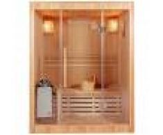 Home Deluxe SKYLINE L BIG Sauna tradicional