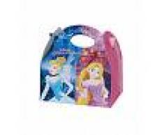 Disney Cajas de cartón de las Princesas Disney - 4 unidades