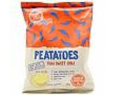 GoldNutrition Gold Nutrition Peatatoes Patatas 14 bolsas x 40 gr Sabor Barbacoa