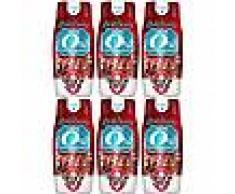Natural Zero Salsa Barbacoa 6 botes x 320 gr Sabor Barbacoa