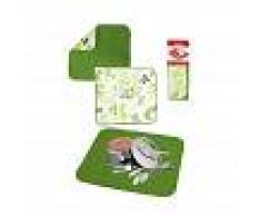 Duett Tapete Escurridor 508600 41x46 Ramas Verde