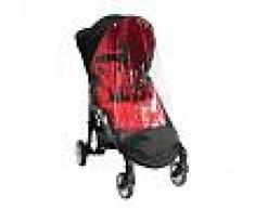 baby jogger Plástico capa de lluvia para silla de paseo city mini zip de Baby Jogger