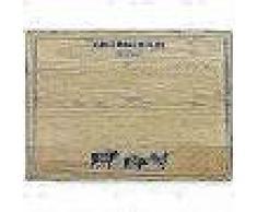 Gusta Tabla de cortar G&C 39x29x1,5 cm madera de caucho 01139660