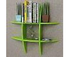 Livingo Comprar Online En Color Estantes Verde » De Pared XuOTPZki