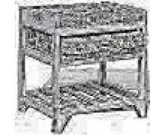 VidaXL Banco de almacenaje de madera con zapatero y cesta