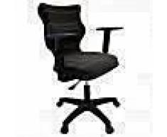 Good Chair Silla ergonómica de oficina UNI antracita BA-C-6-BC-DC17-B