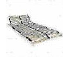 VidaXL Somier de láminas con 28 listones de 7 regiones FSC 80x200 cm