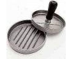 Landmann Prensa de hamburguesas aluminio 12 cm 13710