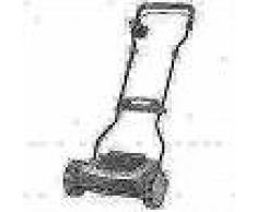 GARDENA Cortacésped eléctrico inalámbrico Comfort 380 EC 400 W 4028-20
