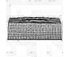 Sealskin caja para pañuelos Speckles 361890819 (Negra)